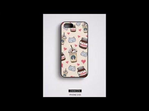 Tumblr iPhone Case, Tumblr iPhone 6 Case, Nutella iPhone s Case, Nutella iPhone 6 Plus Case