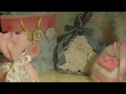 How to make a Diaper Bundle #1