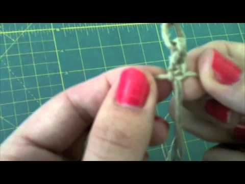 Hemp Bracelet Tutorial.m4v