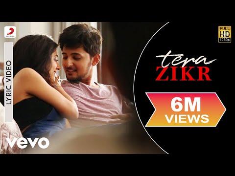 Xxx Mp4 Tera Zikr Official Lyric Video Darshan Raval Hits Of 2017 3gp Sex