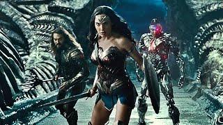 'Justice League' Official Trailer (2017) | Ben Affleck, Gal Gadot