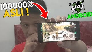 100000% ASLI ! Download & Main GTA 5 Di HP Android ! GRATIS & No PC
