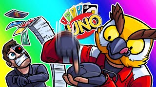 Uno Funny Moments - The 99 Card Challenge?