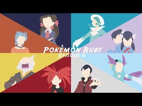 Pokémon Ruby Ep-6 Treasure Hunting!