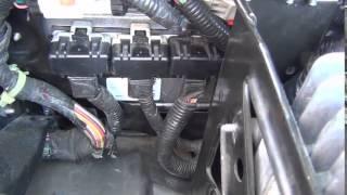 Jeep Liberty Dodge Dakota Durango immobilizer SKREEM wcm