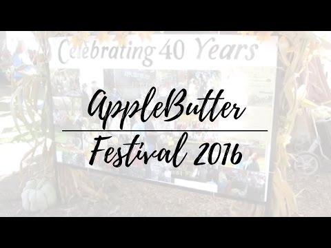 Applebutter Festival 2016 (vlog)