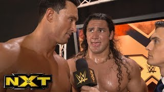Tino Sabbatelli wants Johnny Gargano in a match next week on NXT: NXT Exclusive, Sept. 13, 2017