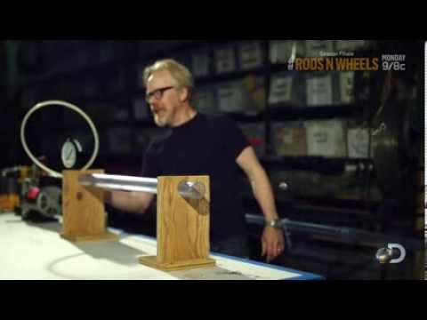 PING PONG LAUNCHER TUBE 600kmh!!!! Mythbusters