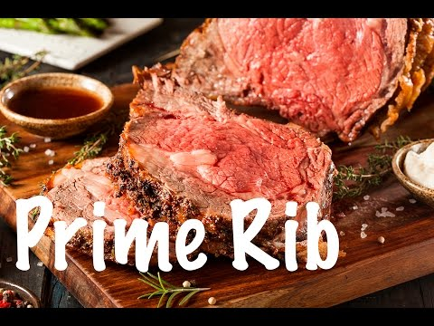 Easy Slow Cooked Prime Rib Roast | The Frugal Chef