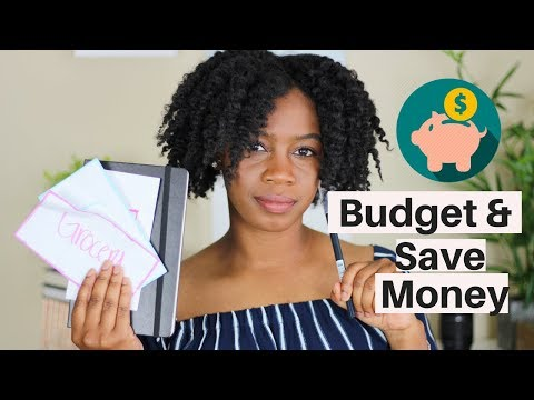 How I Budget & Save Money w/ Numbers