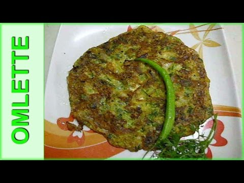 indian masala Omelette Recipe - half fry egg masala by mangal