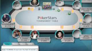 Barry's Poker Tube Video Part 2
