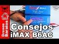 Como Cargar Baterías Lipo para Drones Consejos iMAX B6AC