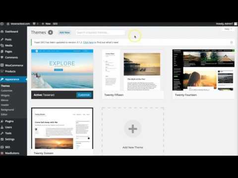 Destination folder already exists - Wordpress Installation