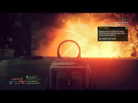 Triple Kill From Grenade Battlefield 4