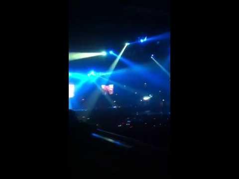 X Factor Live Tour 2012 at Wembley Arena!
