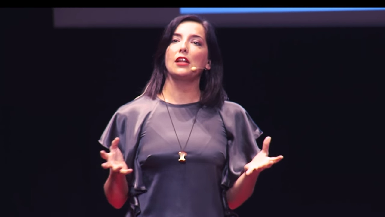 Comprare, cucinare e mangiare il giusto | Lisa Casali | TEDxSanGiovanniInPersiceto