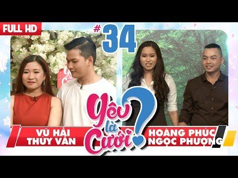 YÊU LÀ CƯỚI? | YLC #34 UNCUT | Chàng trai la làng 'Anh yêu em' - Hôn mở mắt vì người yêu đẹp quá 💙