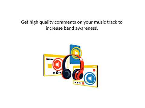 Buy Real Comments on SoundCloud