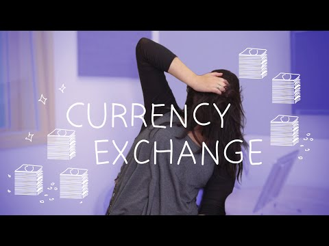 Weekly Mexican Spanish Words with Alex – Currency Exchange