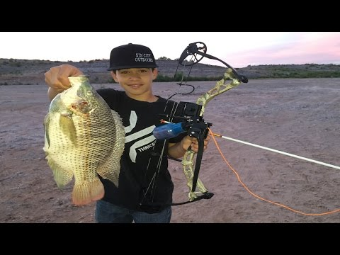 AMS Bowfishing Kit Installation and Demonstration With A Huge Tilapia Kill