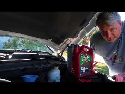 Oil Change 2013 Dodge Ram