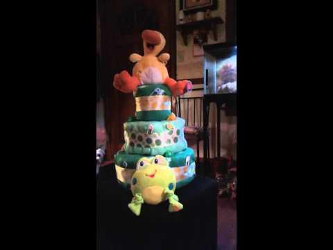 DIY: Diaper Cake