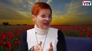 CHCĘ DAĆ WAM ŚWIATŁO I RADOŚĆ W TYM CZASIE PANDEMII STRACHU - Irina Liszczuk © VTV