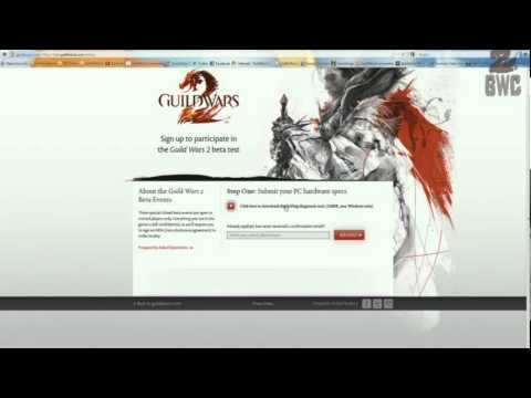 Guild Wars 2 Beta For Everyone! Sign Up Now!