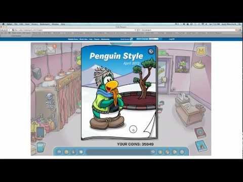 club penguin how to get rare item #2