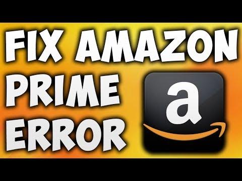 How To Fix Amazon Prime Error 5505/1055 - Solve Amazon Prime Error 5505/1055
