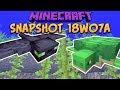 Minecraft 1.13 Snapshot 18w07a Update Aquatic Arrives, Phantom Mob, Turtle Mob, Trident & More