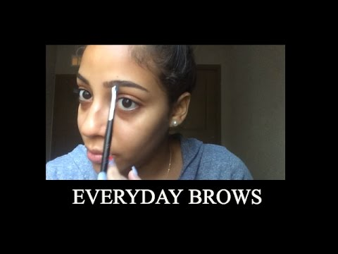 Everyday Brows