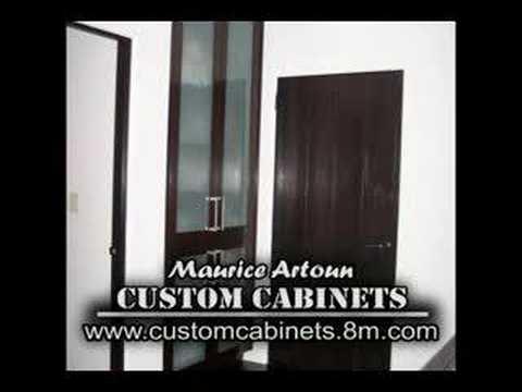 Custom Cabinets Maurice Artoun