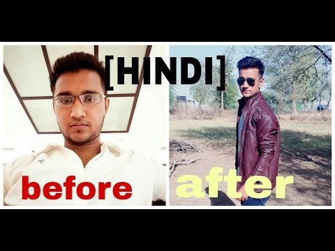 2017 (Hindi)  How  to look more handsome in Hindi | | how to be more attractive  to girls in hindi