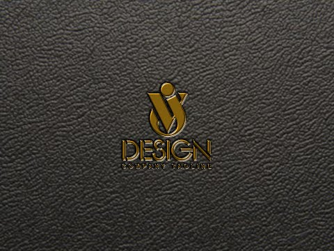How to make a golden color logo on photoshop