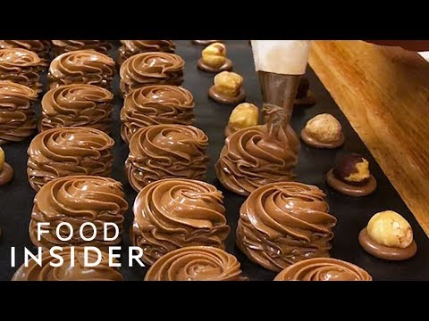 French Chocolate Factory Is Praline Paradise
