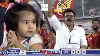 Telugu Warriors Best Efforts To Hit Super Sixes At CCL