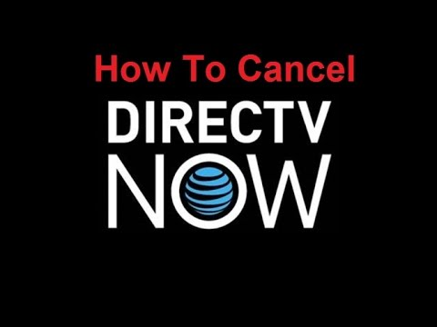 How To Cancel DirecTVNow