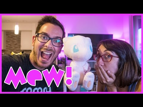 WE CAUGHT A MEW! Collectables, Pikachu, Little Tokyo!