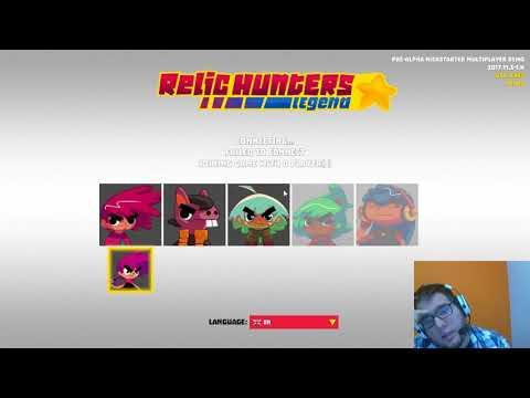 Relic Hunters Development Stream #01