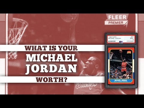 What Are My Michael Jordan Cards Worth?