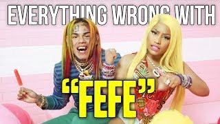 Download Everything Wrong With 6ix9ine, Nicki Minaj, Murda Beatz -
