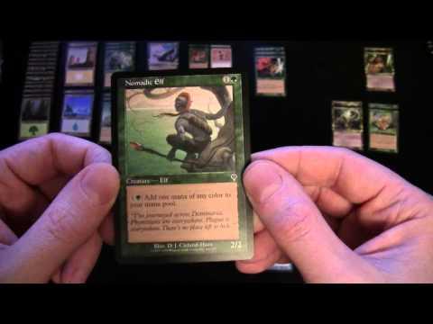 Magic The Gathering - Invasion Theme Deck - Spectrum - Deck Analysis
