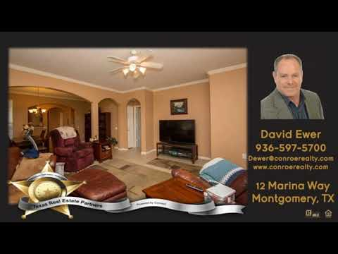 3 BEDROOM HOME GATED COMMUNITY MONTGOMERY TEXAS