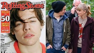 Harry Styles Breaks His Silence on Taylor Swift Relationship in Rolling Stone Cover Story