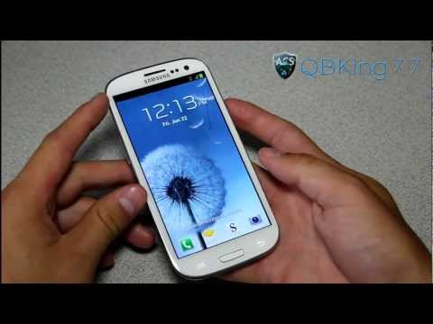 How to Change Lockscreen Shortcuts on the Samsung Galaxy S III