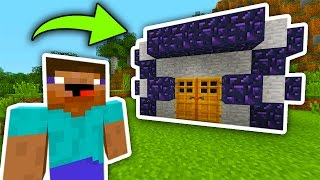 Minecraft Xbox/PS4: 5 Tricks To SECURE Your Base! (Minecraft Console Edition)
