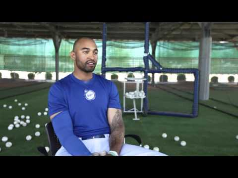 Matt Kemp Q&A: Wood baseball bats - Rawlings Baseball