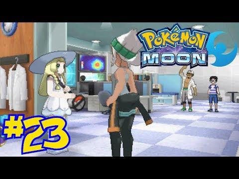 Pokémon Moon Episode 23 - The Dimensional Research Lab